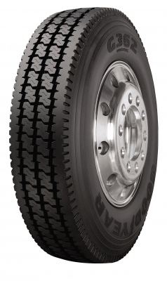 G362 Tires